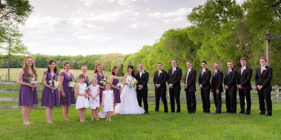 Newstead On The James wedding Richmond