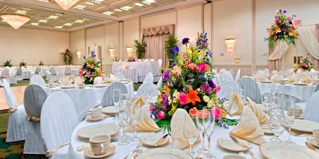 Hilton Philadelphia Airport wedding Philadelphia