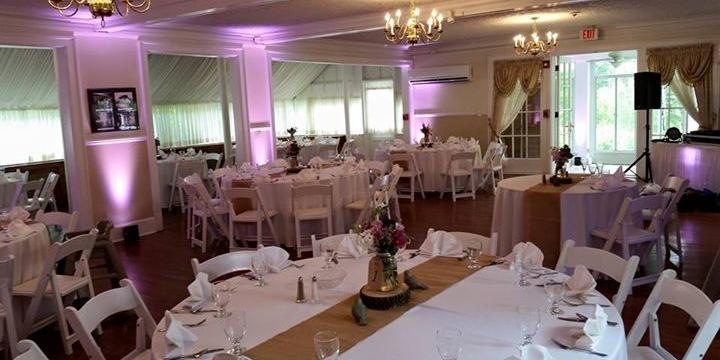 Longacre House wedding Detroit