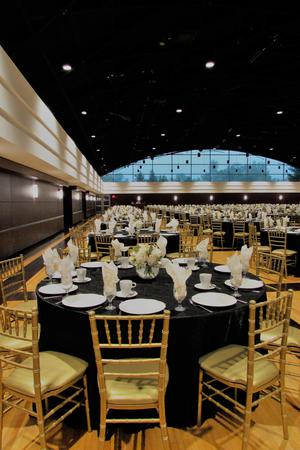 Ford Community & Performing Arts Center wedding Detroit