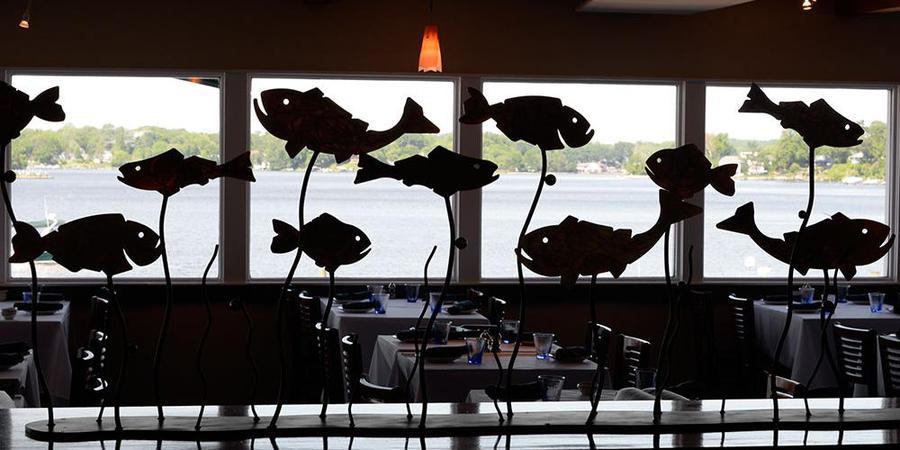 Yellowfin Steak and Fish House wedding Annapolis