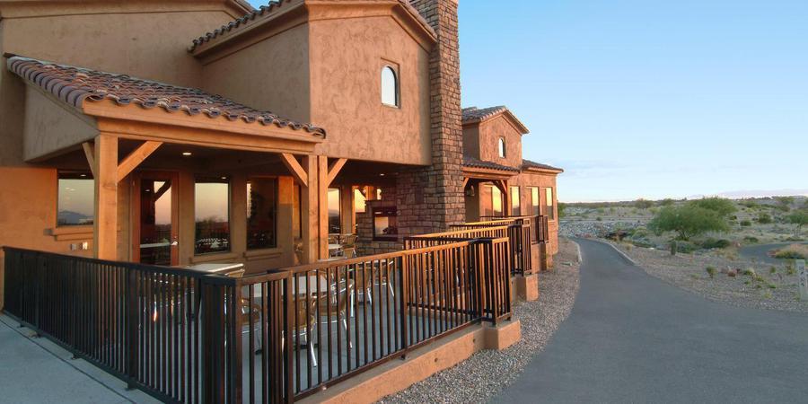 Hacienda Del Lago Golf Club wedding Tucson