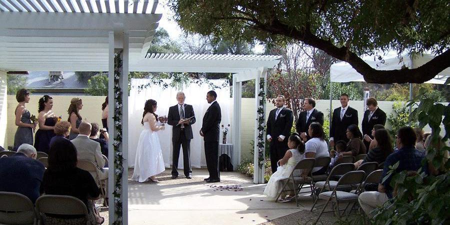 Creative Living Fellowship wedding Phoenix/Scottsdale