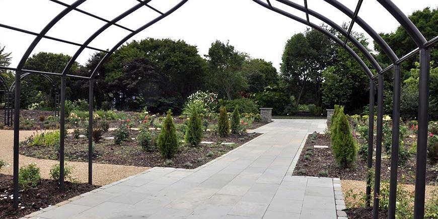 JC Raulston Arboretum at NC State University wedding Raleigh/Triangle