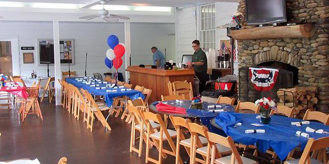 Cedar Creek Racquet Club wedding Asheville
