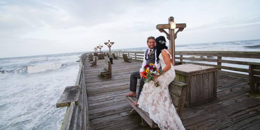 Hilton Garden Inn Outer Banks Kitty Hawk wedding Outer Banks