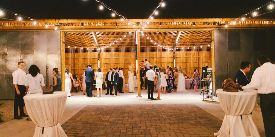 The Paseo wedding Phoenix/Scottsdale