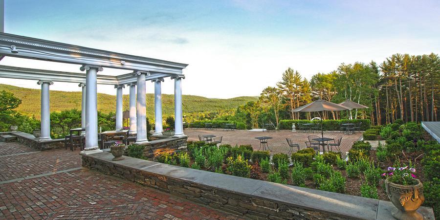 Windsor Mansion Inn wedding Vermont