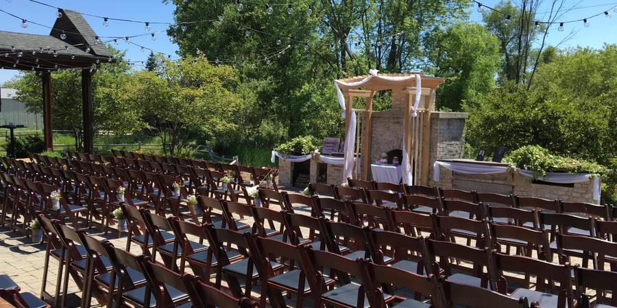 fenton winery and brewery wedding