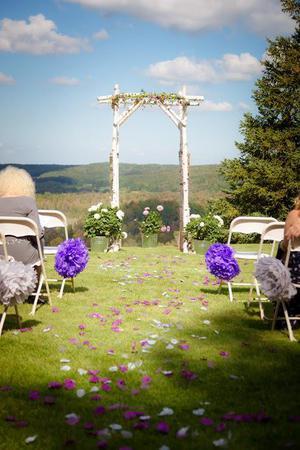 Otsego Resort wedding Traverse City