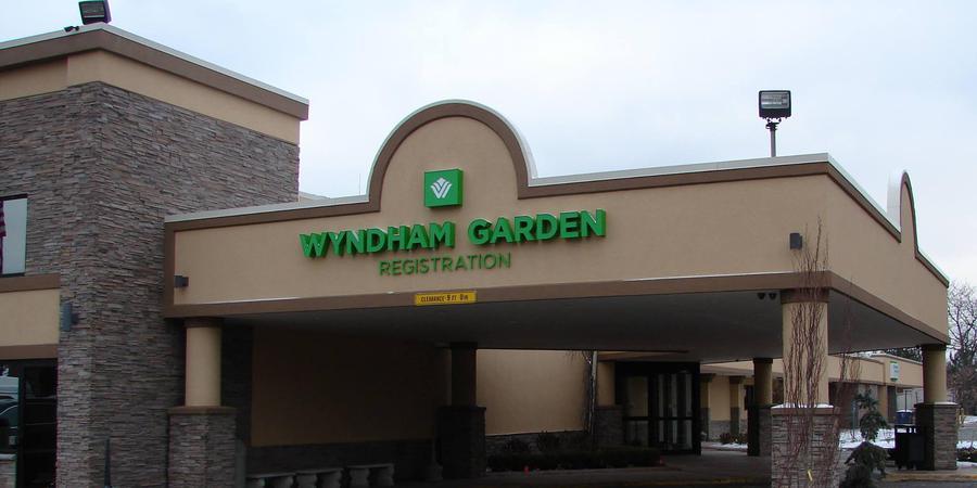 Wyndham Garden Ann Arbor wedding Detroit