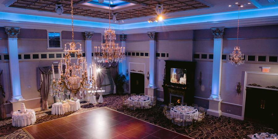 The Palace at Somerset Park wedding North Jersey