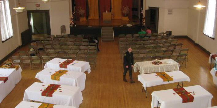 Woman's Club of Spokane wedding Spokane