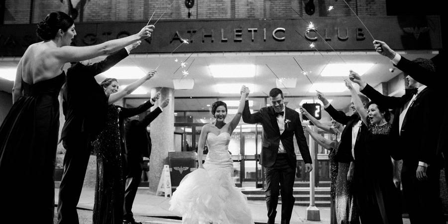 Washington Athletic Club wedding Seattle