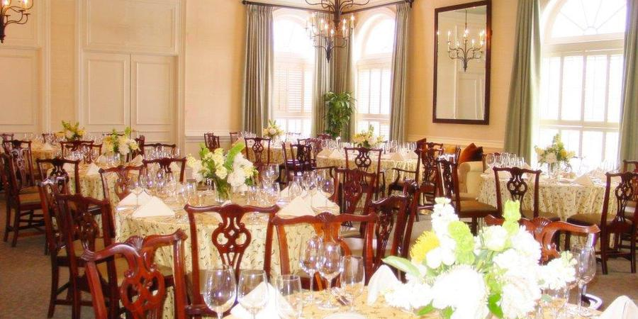 Greensboro Country Club - Irving Park Club House wedding Greensboro/Triad