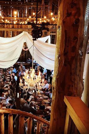 Blissful Barn wedding Kalamazoo
