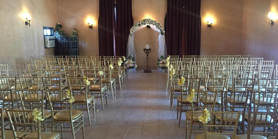 Mirage Restaurant and Banquet Hall wedding Orange County