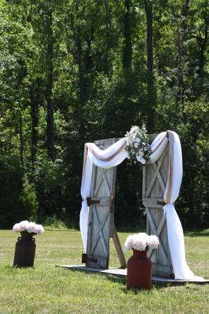 Silver Creek Stables wedding Dayton