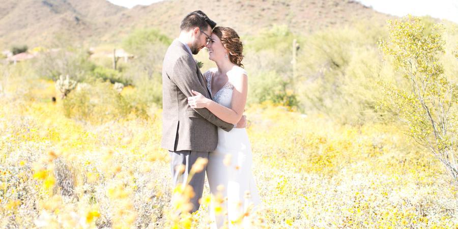 Anthem Golf & Country Club wedding Phoenix/Scottsdale