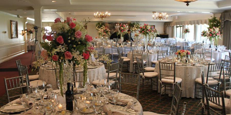 Lochmoor Club wedding Detroit