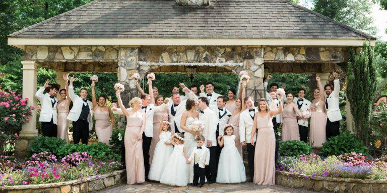 Glendalough Manor wedding Atlanta