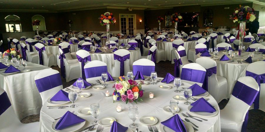 The Fountains wedding Detroit