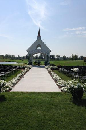 The Legacy Golf Club & Banquet Facility wedding Ann Arbor