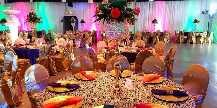 The New Gem Center wedding Tucson