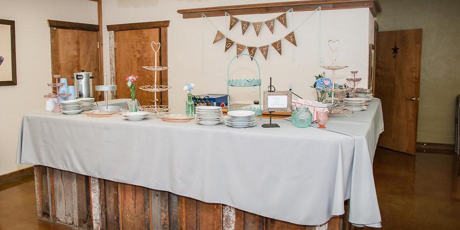 Kittitas Valley Event Center wedding Yakima