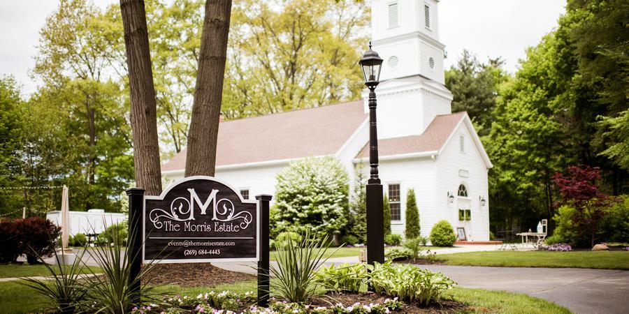 The Morris Estate wedding Kalamazoo