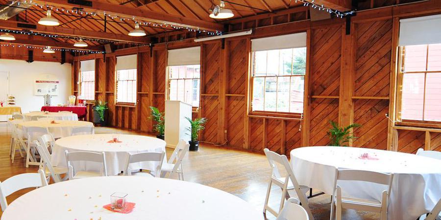Willamette Heritage Center wedding Portland