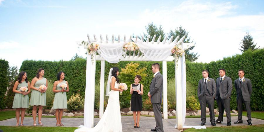 Rock Creek Country Club wedding Portland