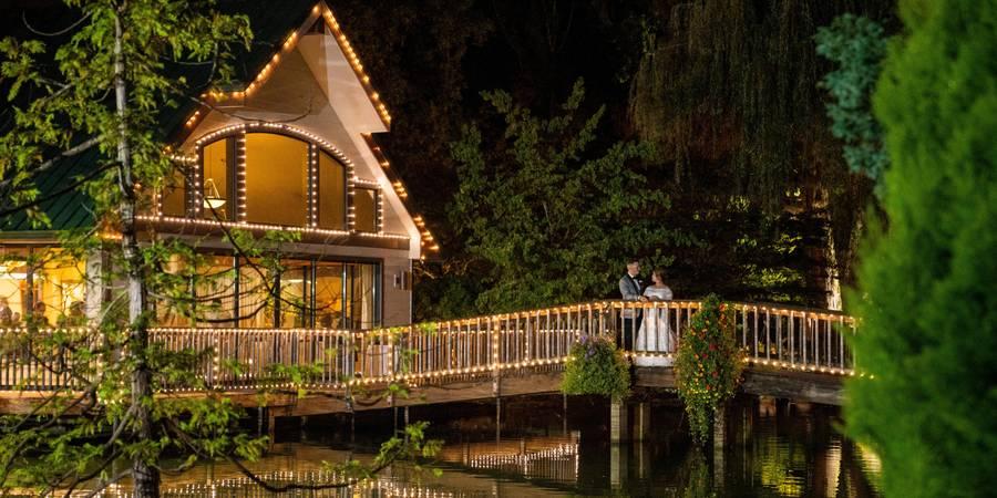 Lakeside Gardens wedding Portland
