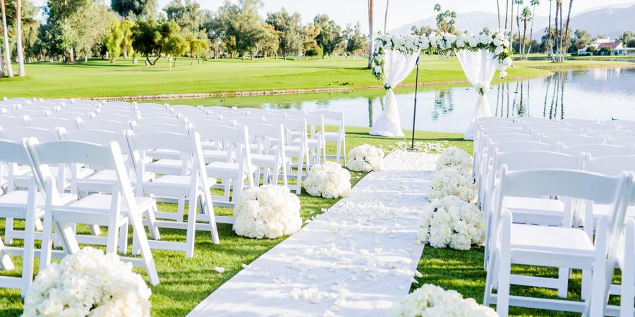 Mission Hills Country Club wedding Palm Springs