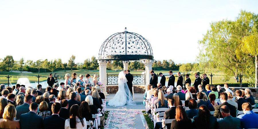 Old Ranch Country Club wedding Orange County