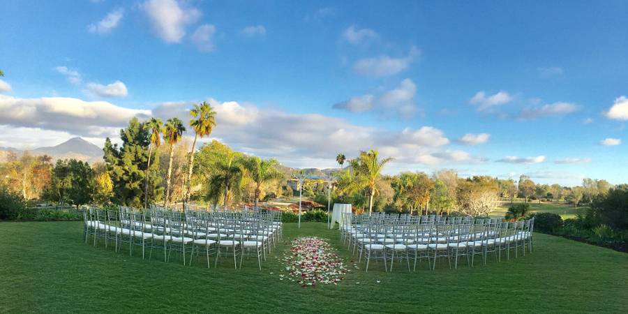 Bernardo Heights Country Club wedding San Diego