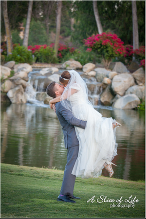 Bernardo Heights Country Club wedding San Diego