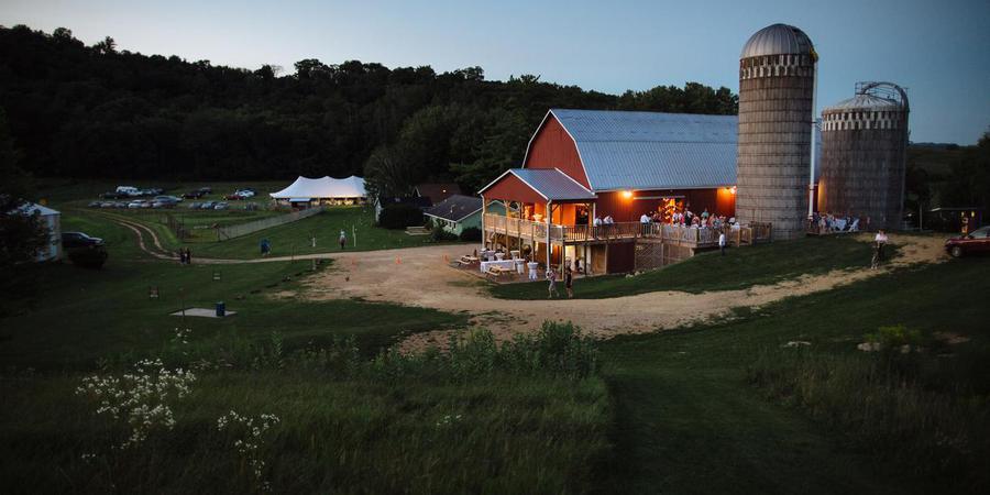 Justin Trails Resort wedding Madison