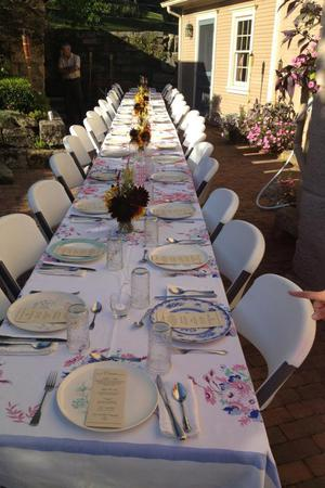 Clary Gardens wedding Columbus