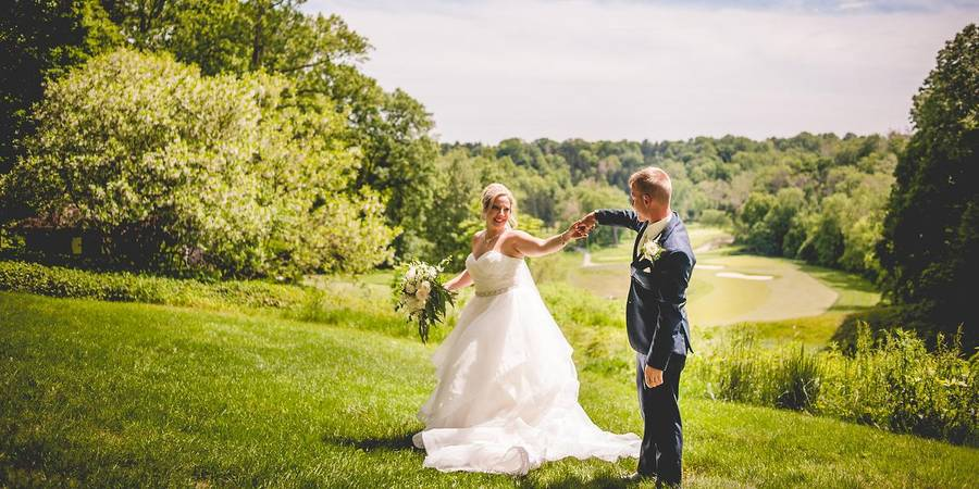 Kirtland Country Club wedding Cleveland