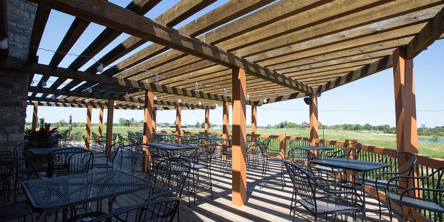 Elk Creek Vineyards wedding Lexington