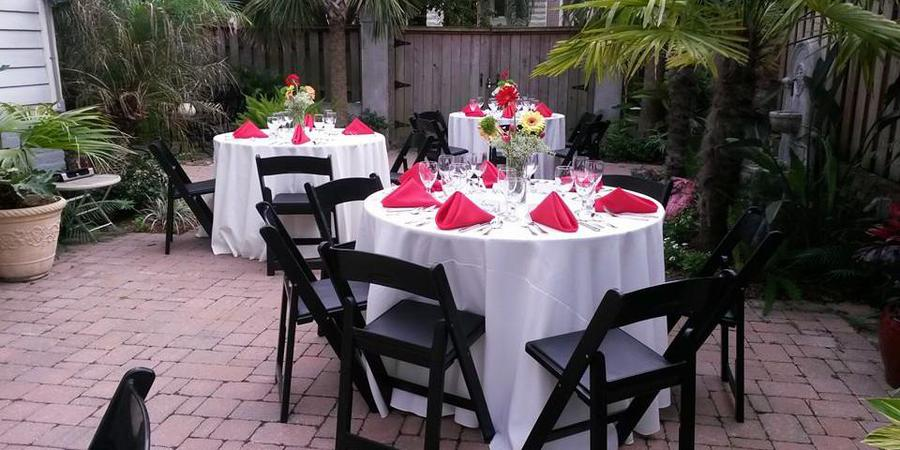 Sully Mansion Bed & Breakfast wedding New Orleans