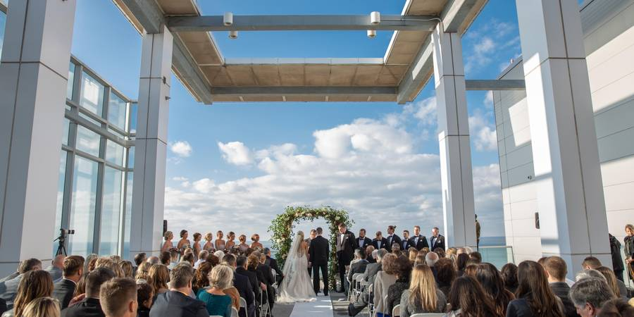Lago Custom Events wedding Cleveland