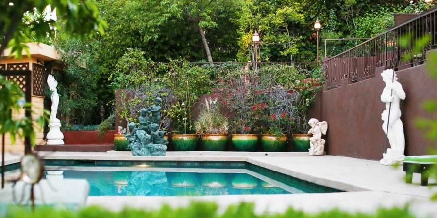 Garden Villa Events wedding Los Angeles
