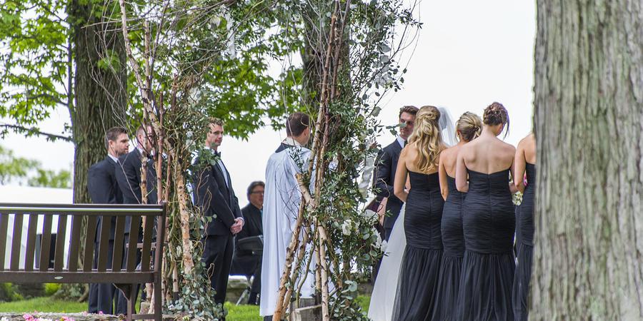 Greenacres Arts Center wedding Cincinnati