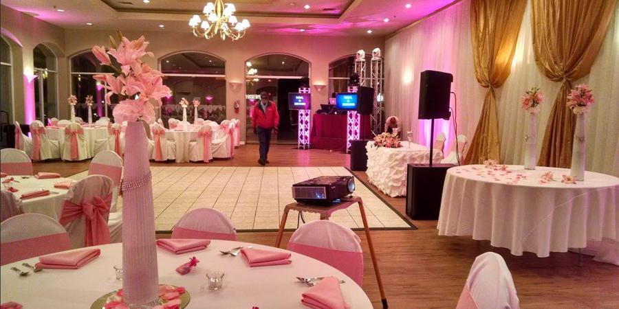 Oasis Special Events Center wedding Las Vegas