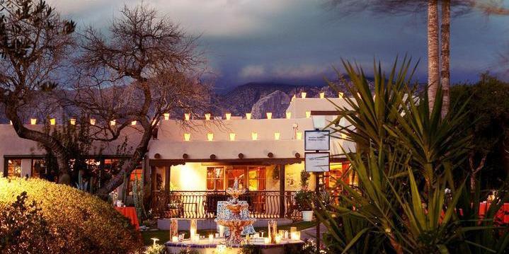 Hacienda Del Sol Guest Ranch Resort wedding Tucson