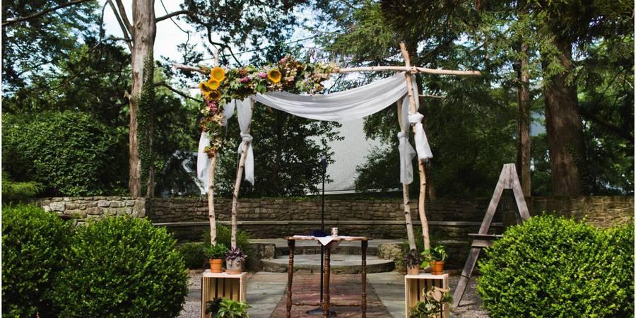 HollyHedge Estate wedding Philadelphia
