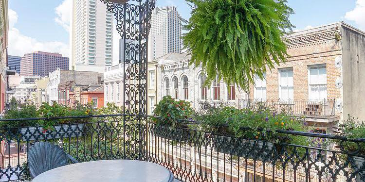 Bienville House In New Orleans