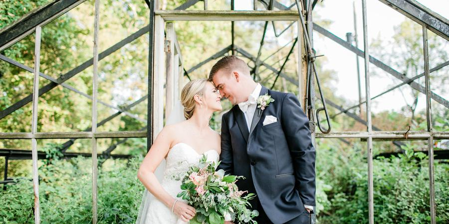 Philander Chase Knox Estate wedding Philadelphia